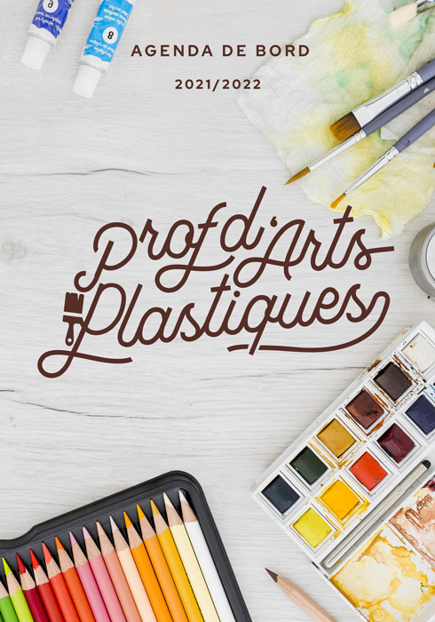 agenda-2021-2022-prof-arts-plastiques